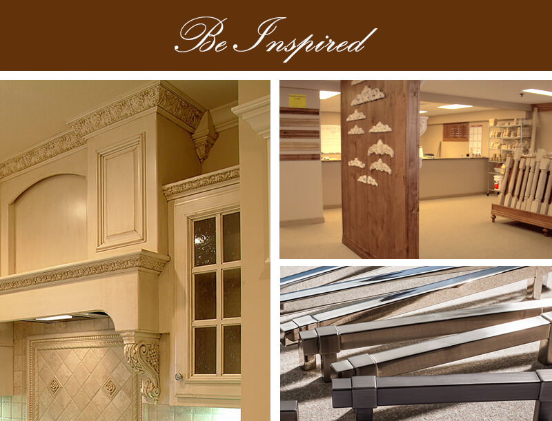 Barger Custom and Stock Mouldings